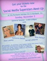 Social Media Superstars Meet-Up #1