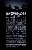 SNOWGLOBE PRE PARTY ft AMON TOBIN, MACHINEDRUM VAPOR...