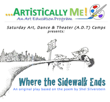 """Where the Sidewalk Ends"" An original play based on..."
