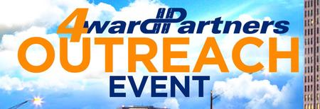 4ward Partners Outreach Event