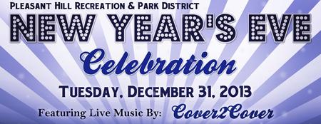 New Year's Eve Celebration       featuring Cover2Cover