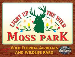 LIGHT UP THE WILD  @MossPark  Presented by Bogin,...