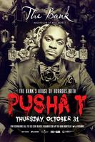 House of Horrors with Pusha T!