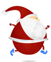 Santa Fun Run & Santa 10k (Online booking now closed....