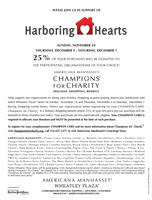Harboring Hearts Champions for Charity's Annual...