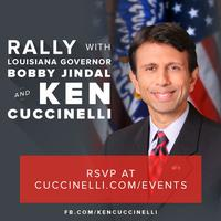 Get Out the Vote Rally With Ken Cuccinelli and Governor...