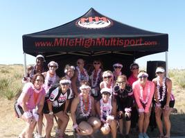 TriBella/MHM Women's Team 2014