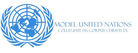 Collegiate High School Model United Nations (MUN) Jan....