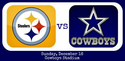 The Cowboys & Steelers Rivalry Continues!