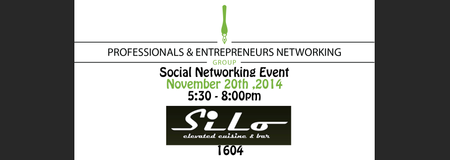 PEN Group Networking Event at Silo
