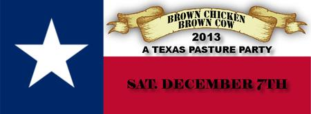 Brown Chicken Brown Cow: A Road Trip for a Cause