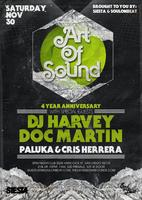 Art Of Sound , Dj Harvey , Doc Martin 4 year...