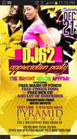 DJ 62 APPRECIATION PARTY