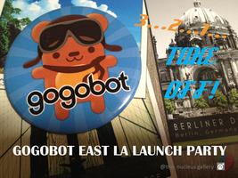 3...2...1...TAKE OFF! (Gogobot East LA Launch Party)