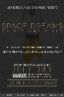 #SPACEDREAMS OF THE AMBITIOUS: LIVE INTERNET SHOWCASE