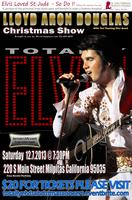 """Totally Elvis""  Christmas Show"