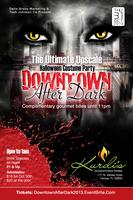 Downtown After Dark- Halloween Party