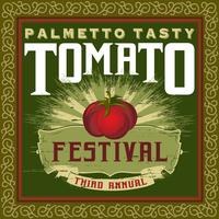 The 3rd Annual Palmetto Tasty Tomato Festival