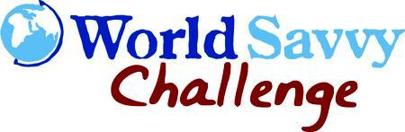 The 2012-13 World Savvy Challenge - Bay Area...