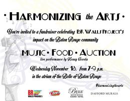 BR Walls Project - Harmonizing the Arts