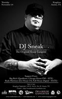 DJ Sneak at Kingdom presented by SOUL Family