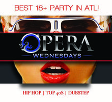 Opera Wednesdays | 18+ | 12.04.13