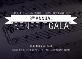 8th Annual Benefit Gala