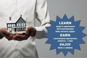 Dealing with Distressed Real Estate - FREE 3 hrs CE...