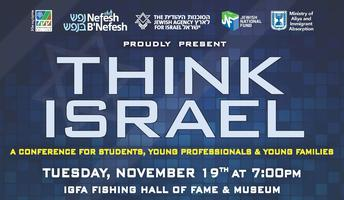 THINK ISRAEL: A Conference for Students, Young...