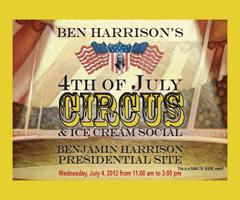 Fourth of July Ice Cream Social