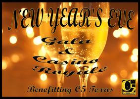 NYE Charity Gala & Casino Royale