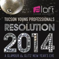 Resolution 2014 A Glamour & Glitz New Years Eve
