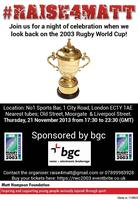 RWC 2003 Revival