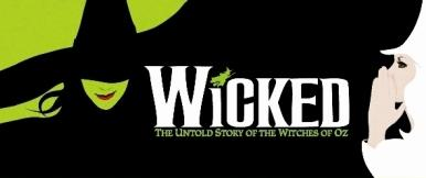 Wicked Show with Pittsburgh Area Roberts Alumni