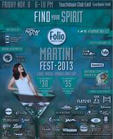 Folio Weekly's Martinifest 2013