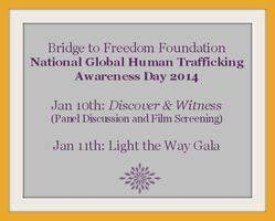 National Global Human Trafficking Awareness Day:...