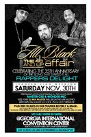 40 & Up VIP All Black Affair Party