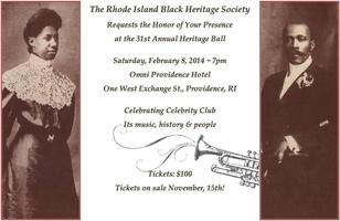 Black Heritage Celebrity Club Ball