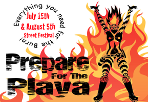 Prepare for the Playa: July 15th, 2012
