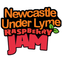 2nd Newcastle-Under-Lyme Raspberry Jam #RJam, Thursday...