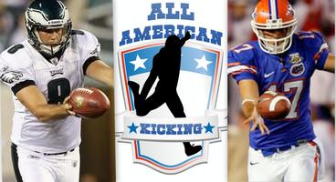 Chas Henry / All American Kicking Camp
