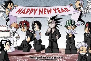 Cosplayer Countdown: A New Years Eve Party