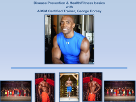 Disease Prevention & Health/Fitness Basics with ACSM...