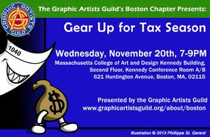 The Graphic Artists Guild Boston Chapter Presents:...