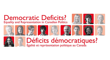 Democratic Deficits? Equality and Representation in...