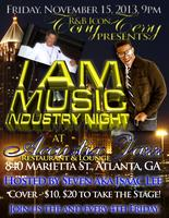 I AM MUSIC INDUSTRY NIGHT