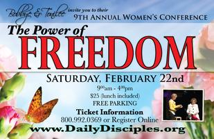 The Power of Freedom Women's Event-San Diego
