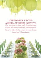 WHEN WOMEN SUCCEED AMERICA SUCCEEDS VIP RECEPTION AND L...