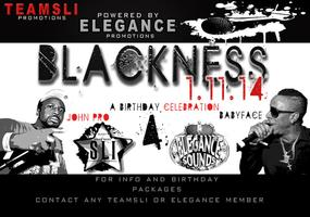 Blackness 2014 - The Glow Edition