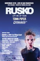 RUSKO - LIFT ME UP TOUR